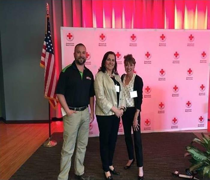 The American Red Cross Heroes Among Us Event