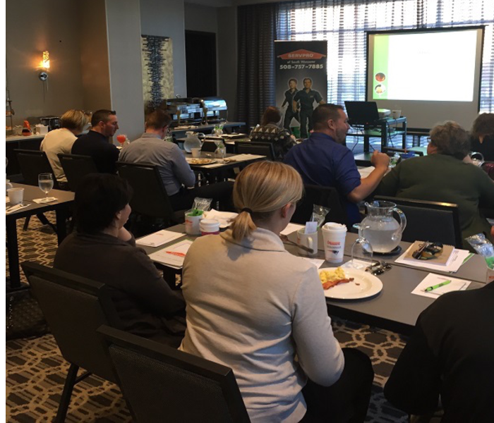 SERVPRO of South Worcester - Continuing Education Class on Ethics