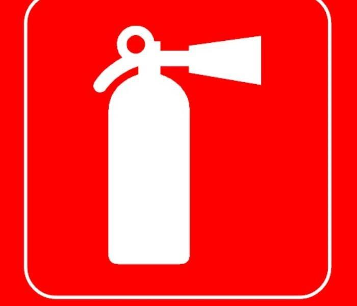 Fire Damage Fire Extinguisher Information