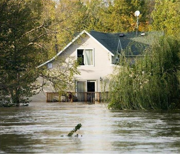 Water Damage Worcester Residents: We Specialize in Flooded Basement Cleanup and Restoration!