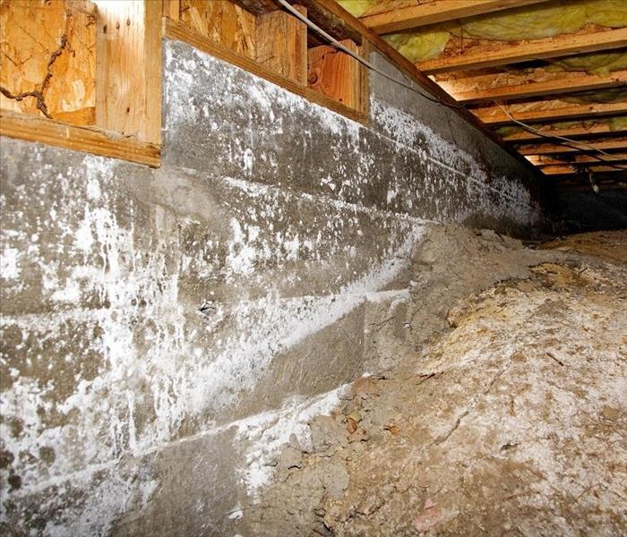 Water Damage Water Removal in Your Cherry Valley Crawl Space