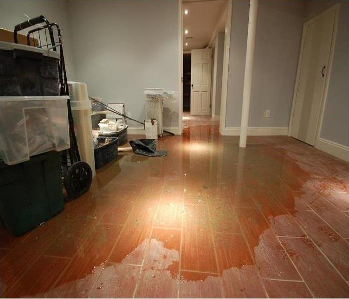 Water Damage SERVPRO South Worcester 24 Hour Emergency Water Damage Service
