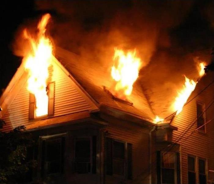 Fire Damage Fire Damage in your Worcester home and How best to Handle It