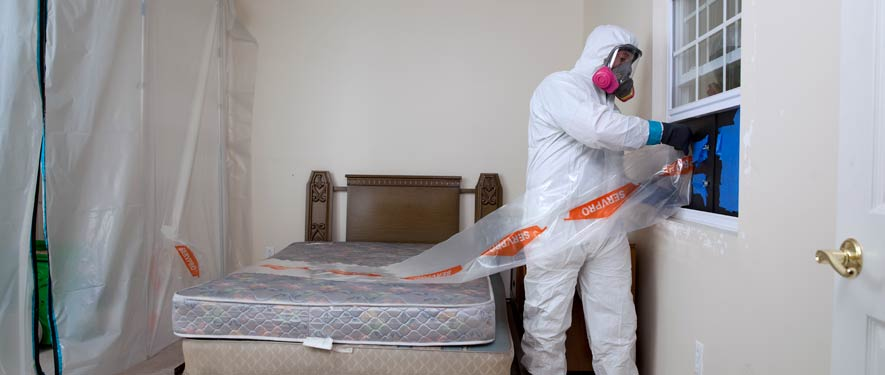 Worcester, MA biohazard cleaning