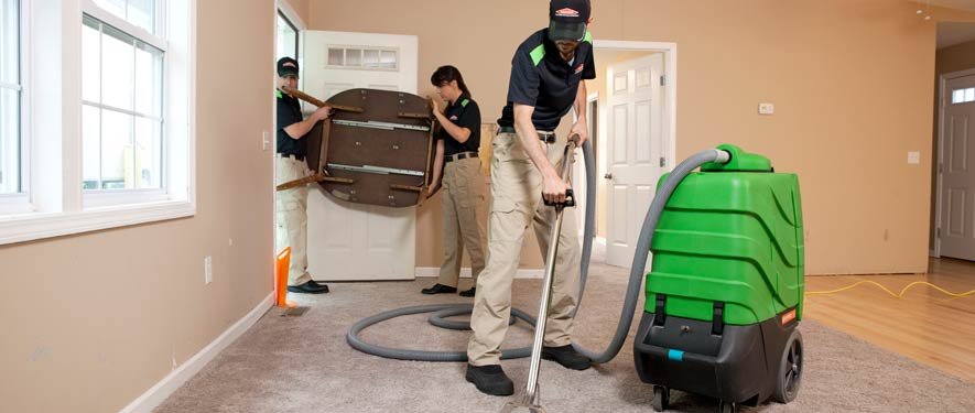 Worcester, MA residential restoration cleaning